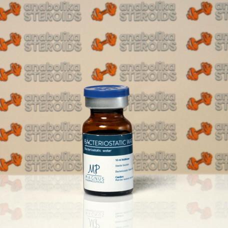 Bacteriostatic Water 10 ml Magnus Pharmaceuticals