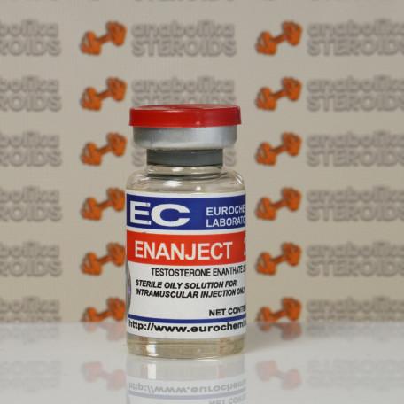 Enanject (Testosterone Enanthat) 250 mg Eurochem Labs