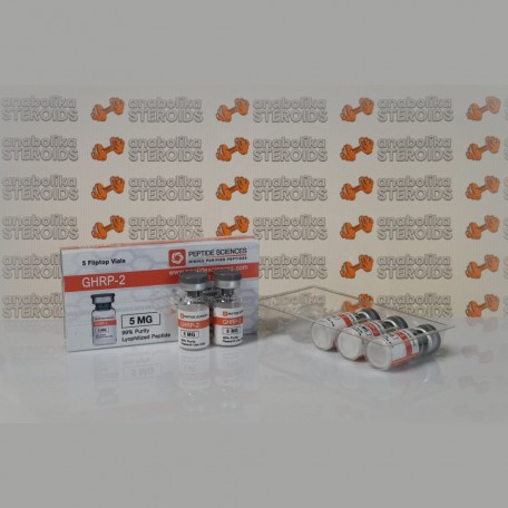 GHRP 2 5 mg Peptide Sciences