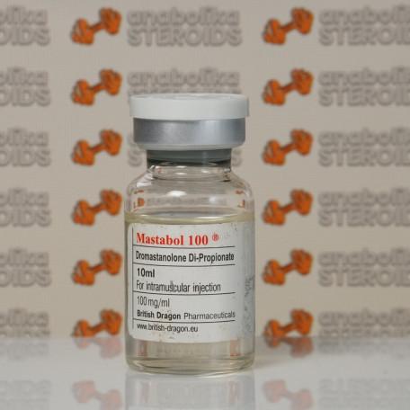 Mastabol 100 mg British Dragon Pharmaceuticals
