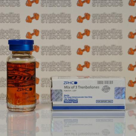 Mix of 3 Trenbolones 200 mg Zhengzhou