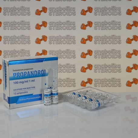 Propandrol (Testosterone P) 100 mg Balkan Pharmaceuticals
